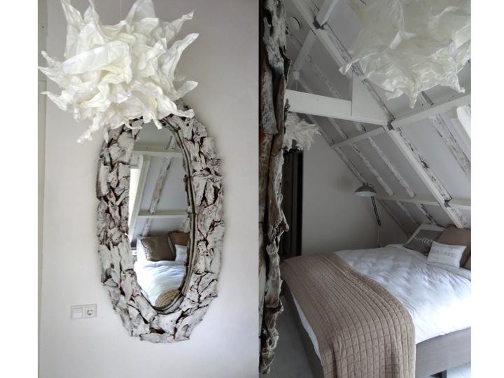 Witte kamer B&B Spoelhof