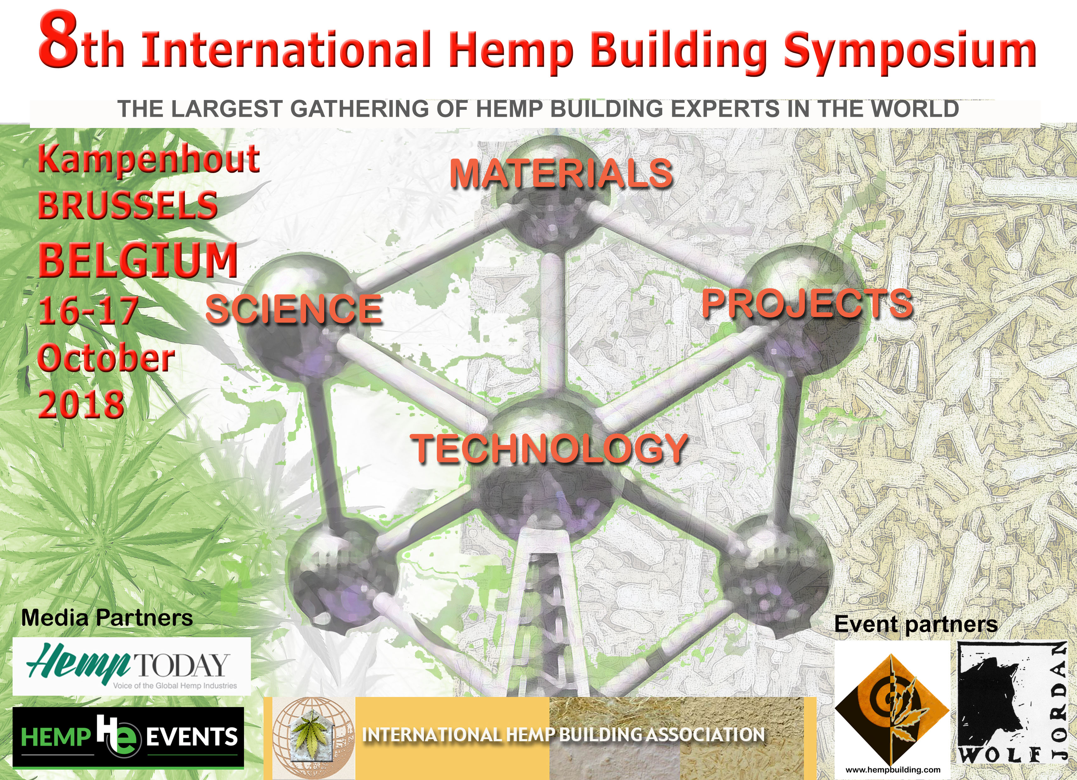 8th International Hemp Building Symposium 2018